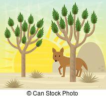 Mojave desert Clip Art Vector and Illustration. 5 Mojave desert.