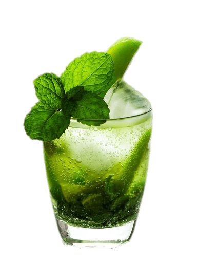 Mojito transparent PNG.