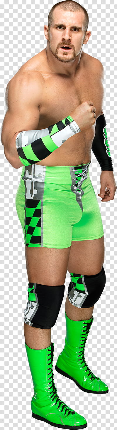 Mojo Rawley Render transparent background PNG clipart.