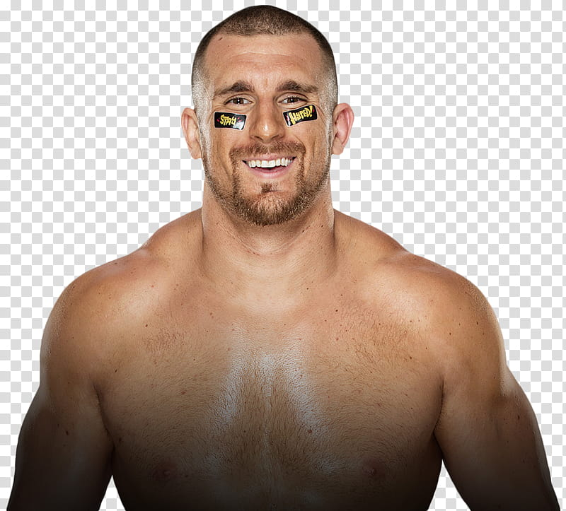 Mojo Rawley transparent background PNG clipart.