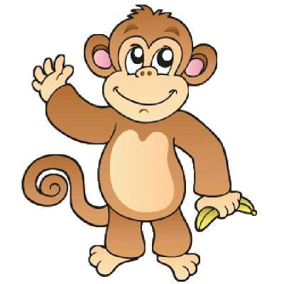 Monkey Clip Art For Teachers.
