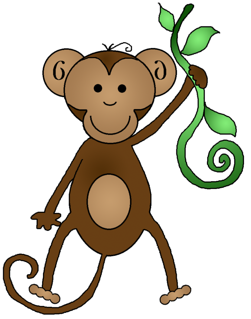 Monkey Clipart & Monkey Clip Art Images.