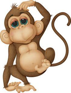 Cute monkey clip art cute monkey clipart cute.