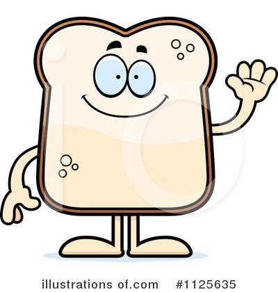 Moldy Bread Clipart.