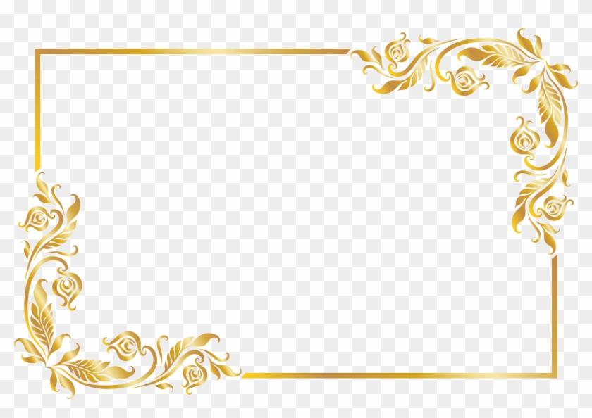 Arabesco Dourado Png, Arabescos Dourado, Arabesco Moldura.