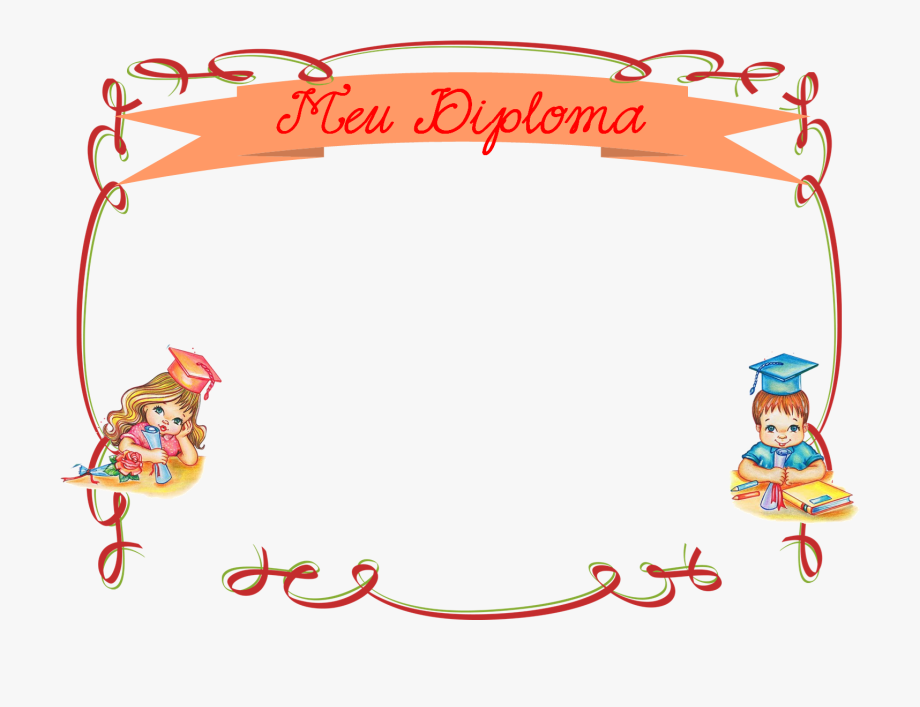 Moldura Para Diploma Infantil Tirevi Fontanacountryinn.