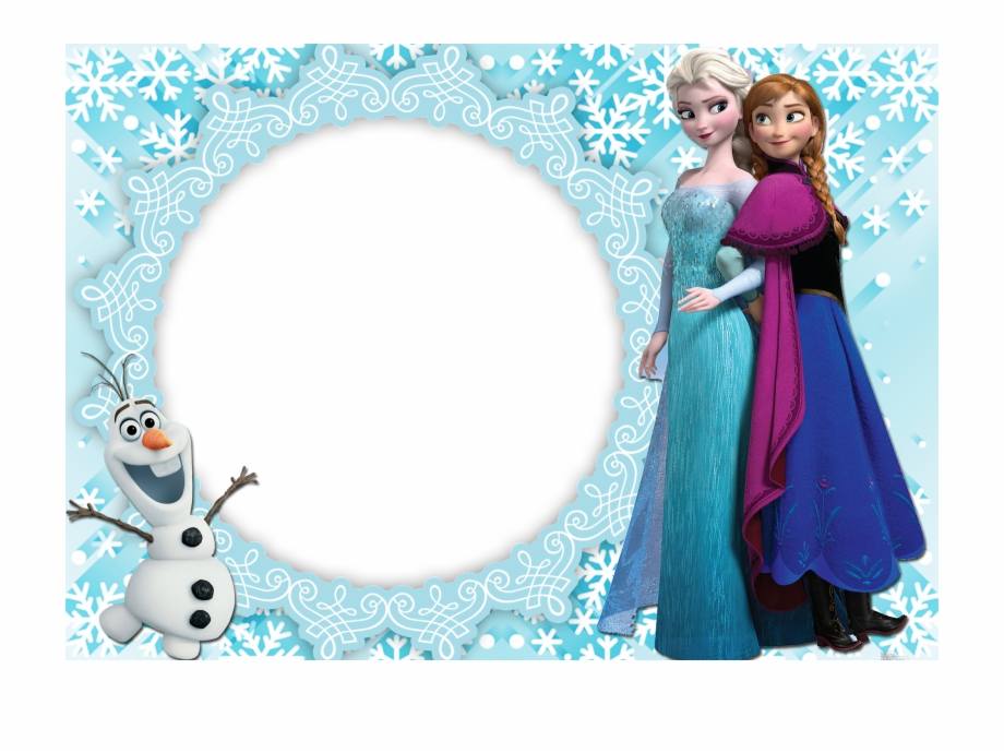 15 Moldura Frozen Png For Free On Mbtskoudsalg.