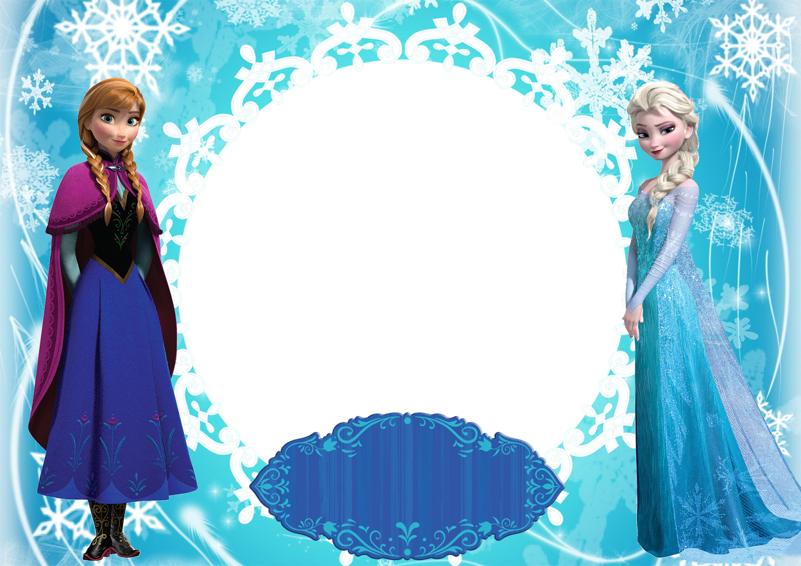 Moldura Frozen Png (108+ images in Collection) Page 3.
