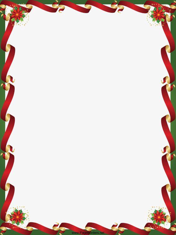 Moldura De Natal.