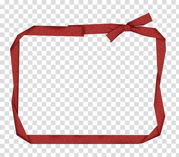 World Art Rectangle Frames, moldura vermelha transparent.