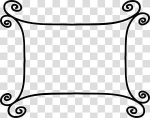 Molduras transparent background PNG clipart.