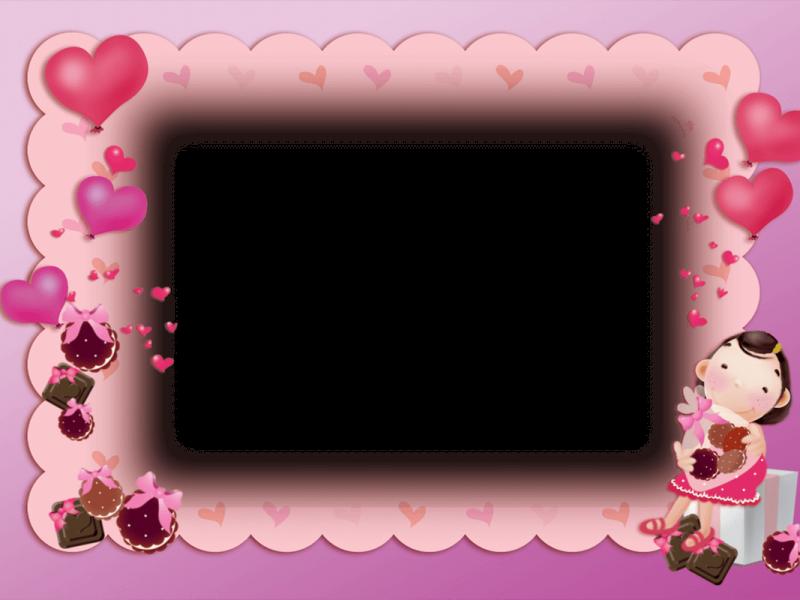 molduras romanticas online.