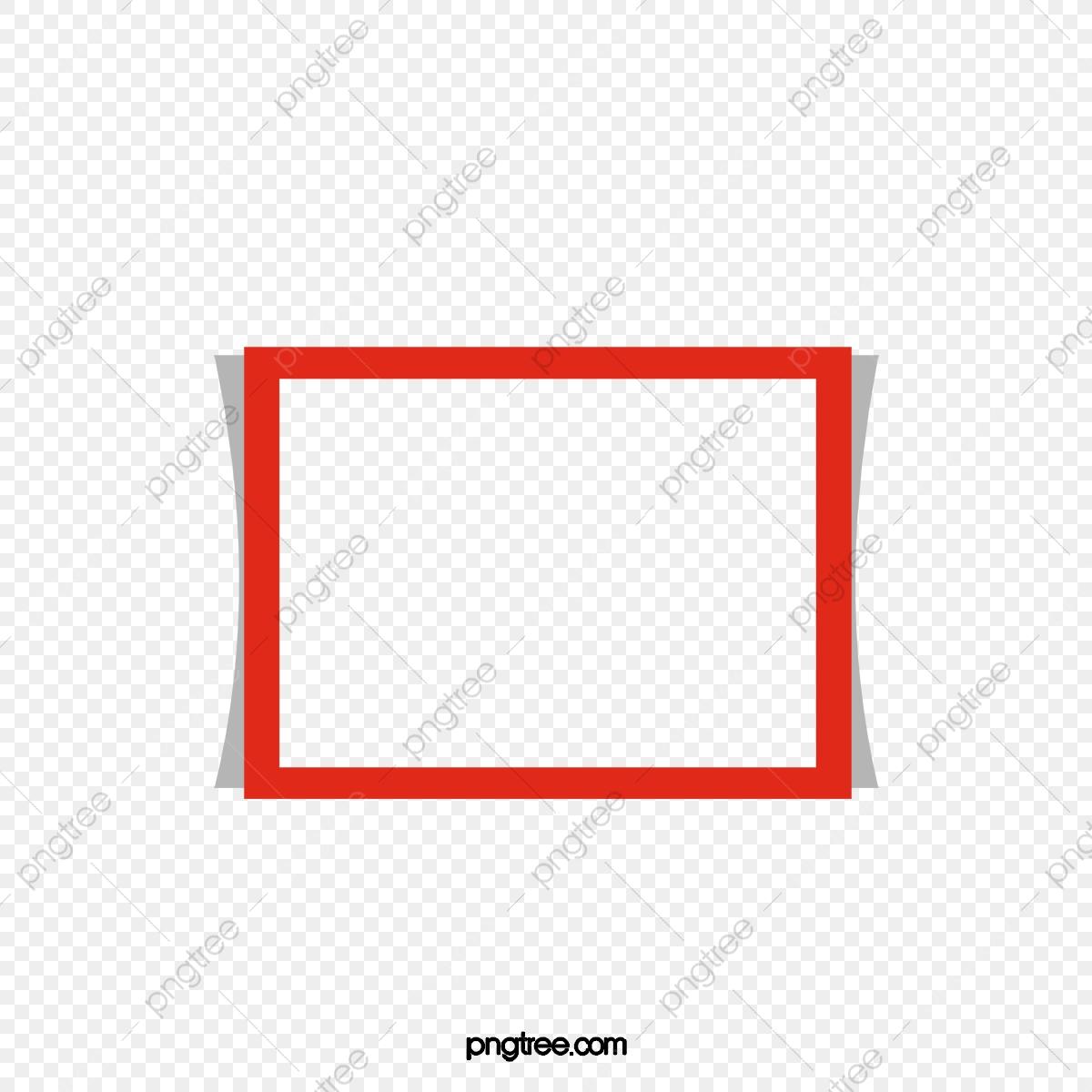 Moldura Vermelha, Vermelho, Photo Frame, Decoração Arquivo.