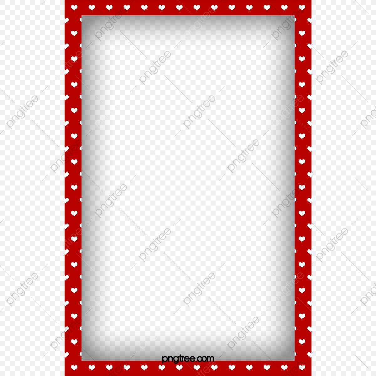 Material De Moldura Vermelha, Vermelho, Moldura, Onda Ponto.