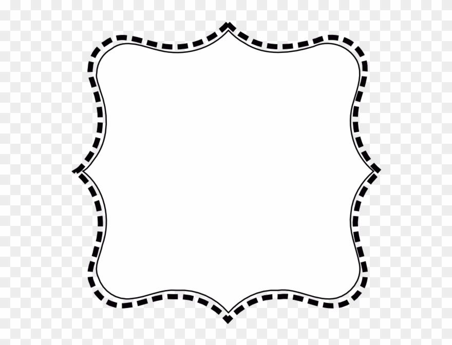 Molduras Em Branco Png Clipart (#1028695).