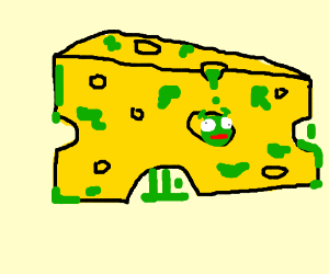 Free Drawn Cheese moldy, Download Free Clip Art on Owips.com.