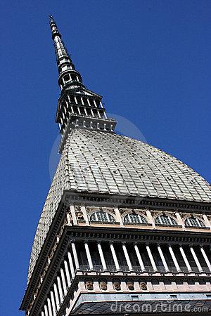 Turin Mole Royalty Free Stock Photography.