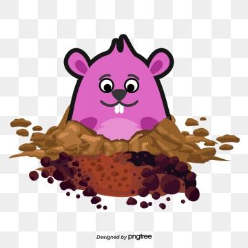Mole PNG Images.
