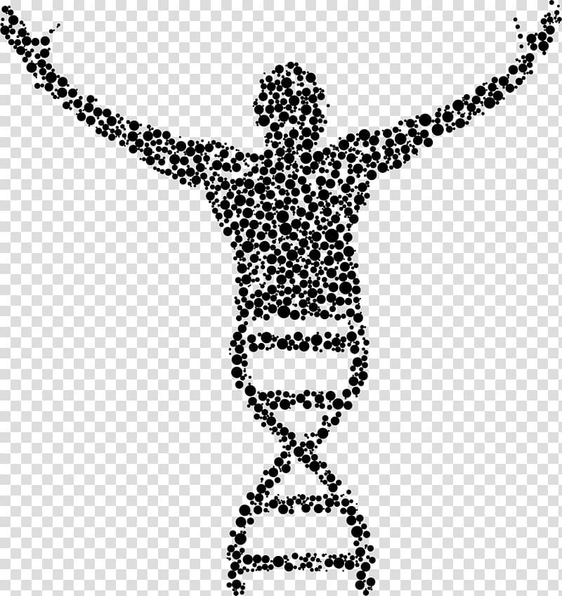 Molecular biology DNA , science transparent background PNG.