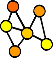 Molecules Clipart.