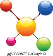 Molecule Clip Art.