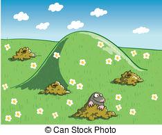 Molehill Illustrations and Clipart. 35 Molehill royalty free.