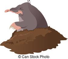 Mole hill Vector Clipart Royalty Free. 8 Mole hill clip art vector.