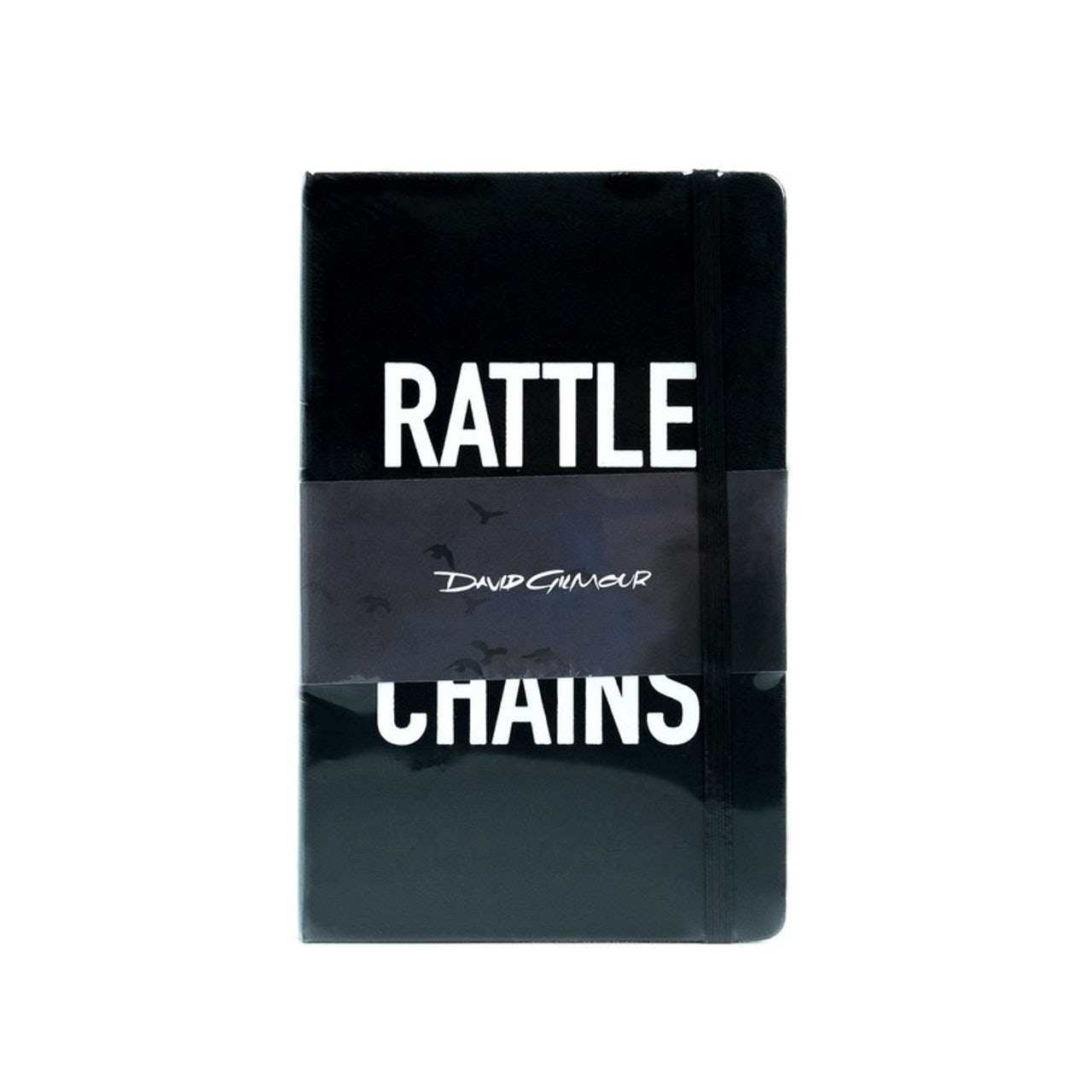 David Gilmour Rattle That Lock Moleskine Notebook.