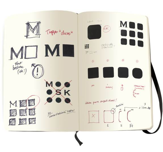Brand New: Moleskine Better Have Some Thick Skin.