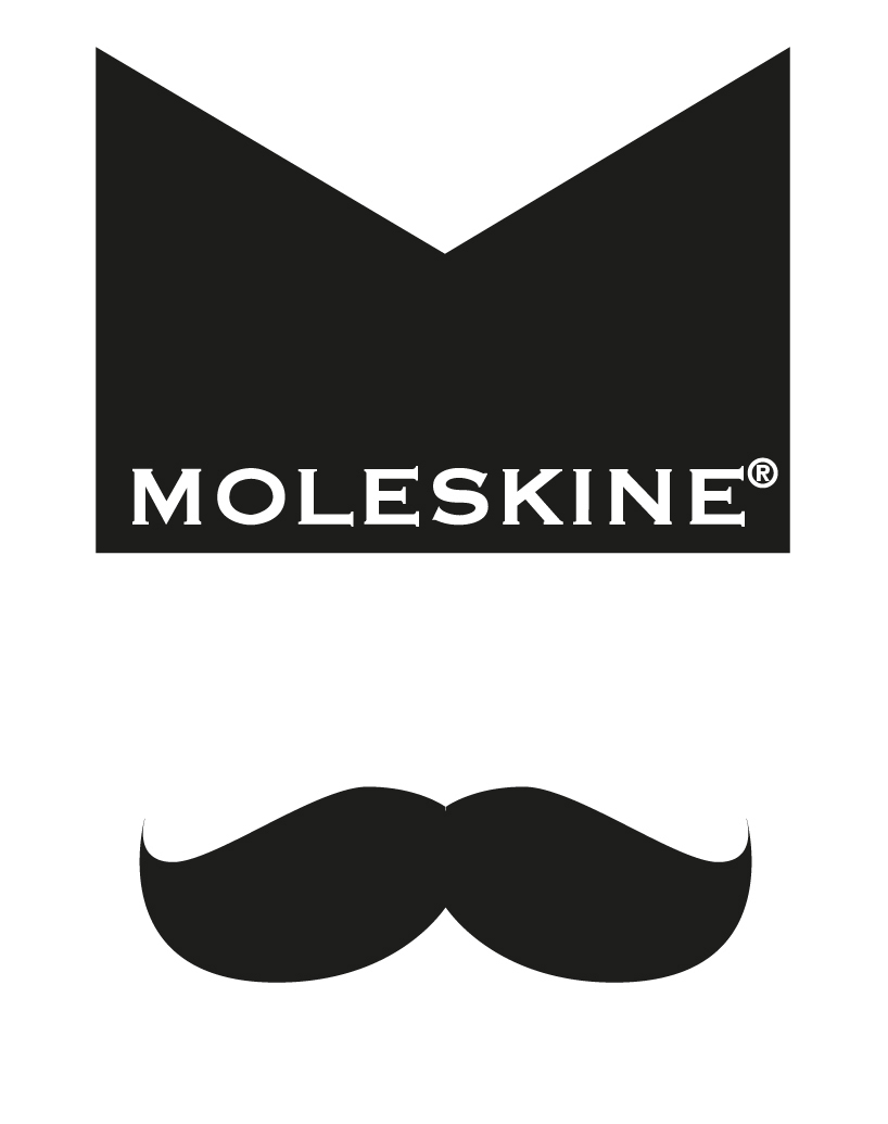 moleskine logos.