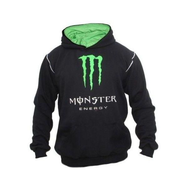 Moletom Blusão Casaco Monster Energy.