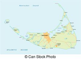 Vector Clip Art of molokai road map csp42964918.