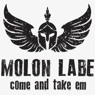 Molon Labe Clipart Spartan Helmet.