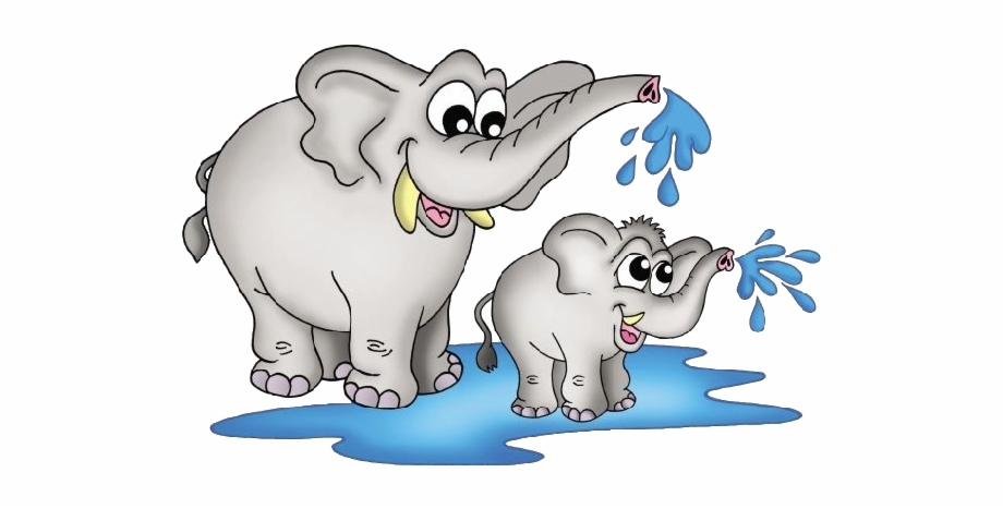 Baby Elephant Elephant Cartoon Picture Images Cliparts.