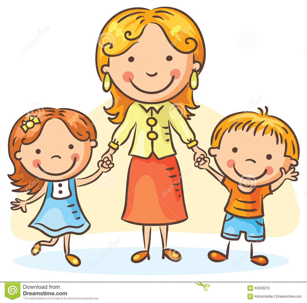 12130 Mother free clipart.