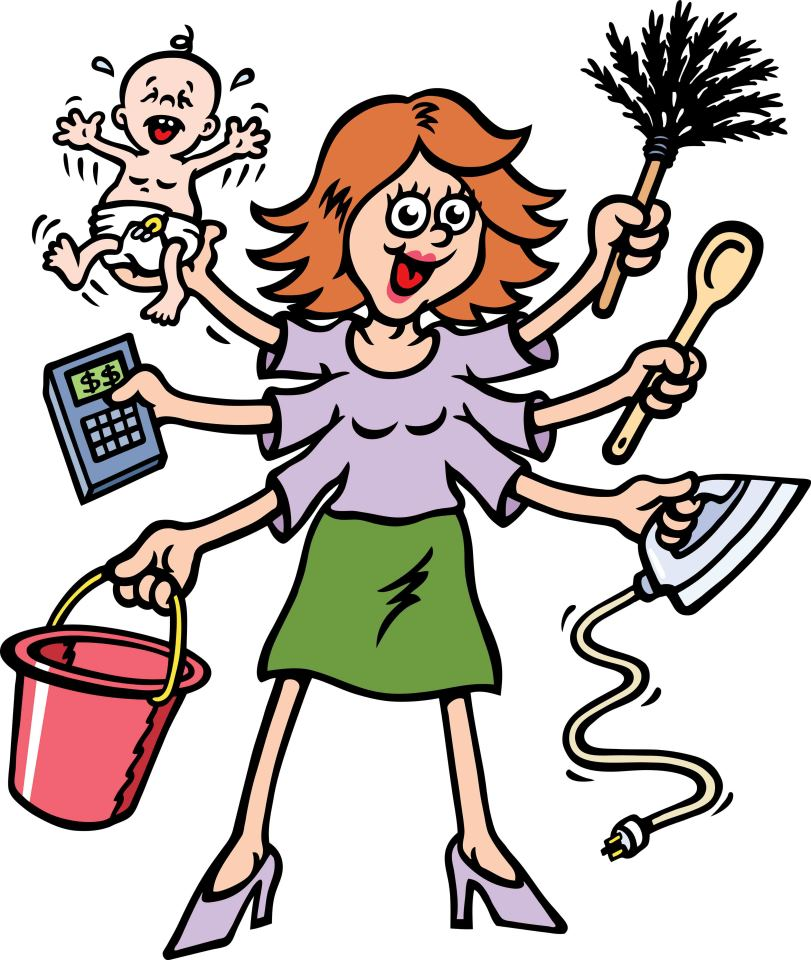 Mom Clipart.