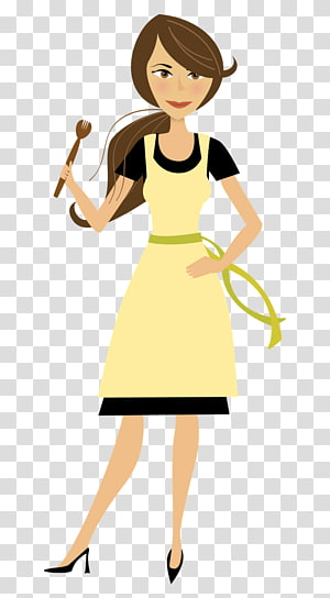 Cartoon Mom Cliparts PNG clipart images free download.
