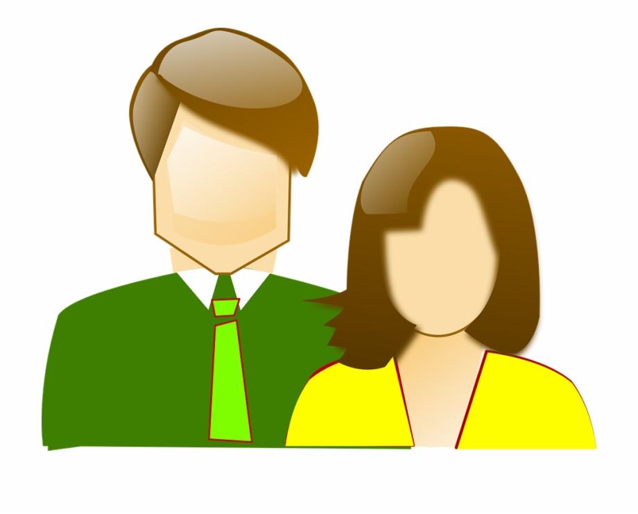 Couple Two Parents.