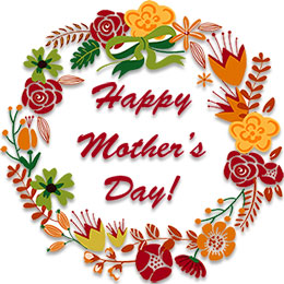 Free Mother\'s Day Clipart.