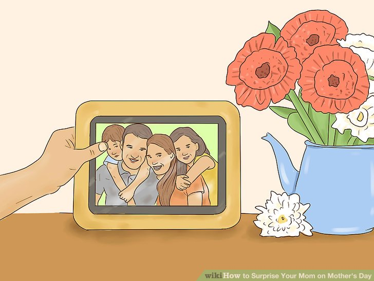 3 Ways to Surprise Your Mom on Mother's Day.