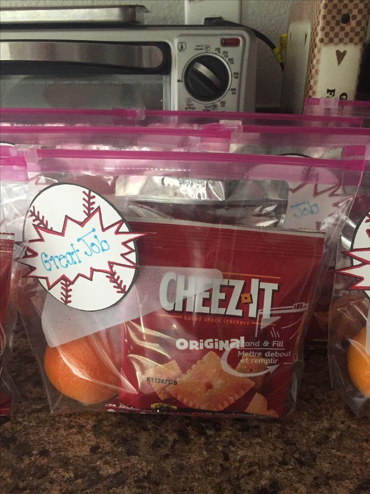 25+ best ideas about Baseball Snacks on Pinterest.