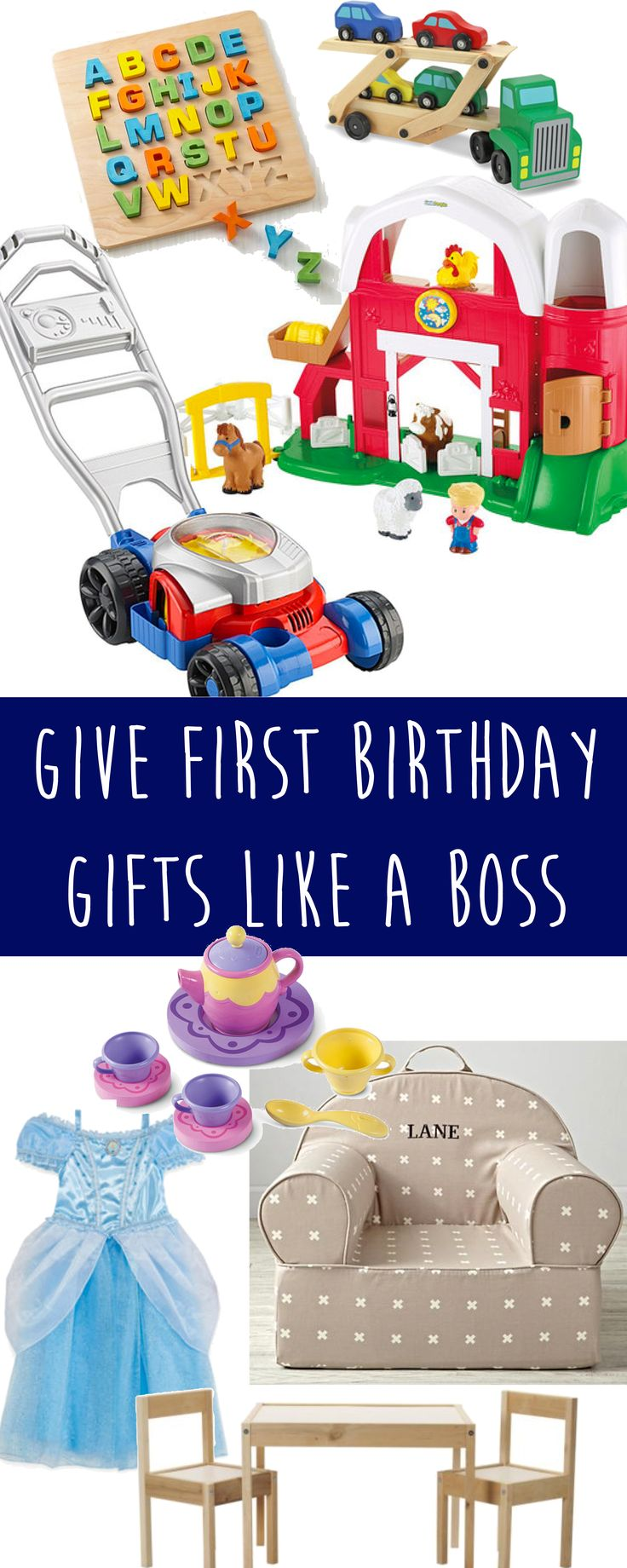 25+ best ideas about First Birthday Gifts on Pinterest.