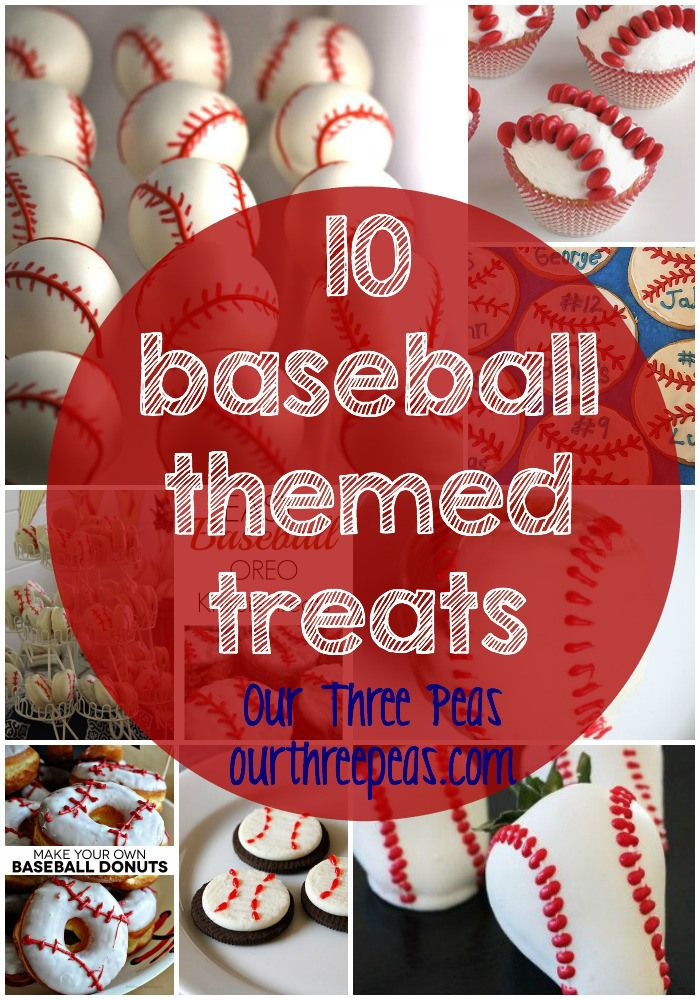 25+ best ideas about Baseball Snacks on Pinterest.