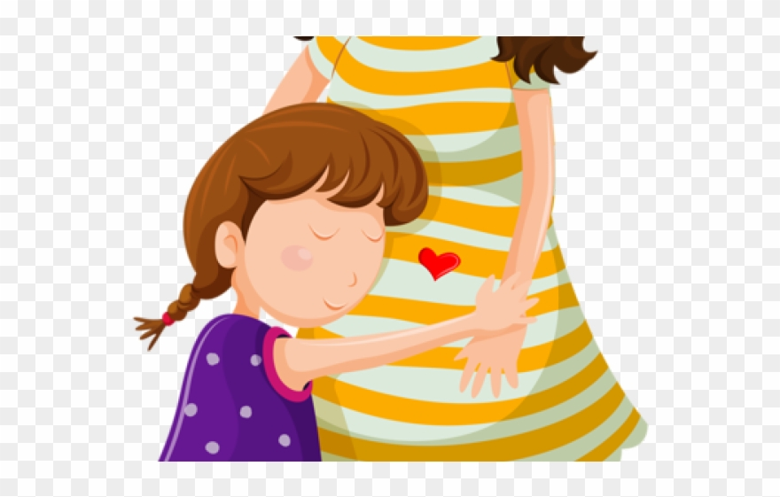 Hug Clipart Parent.