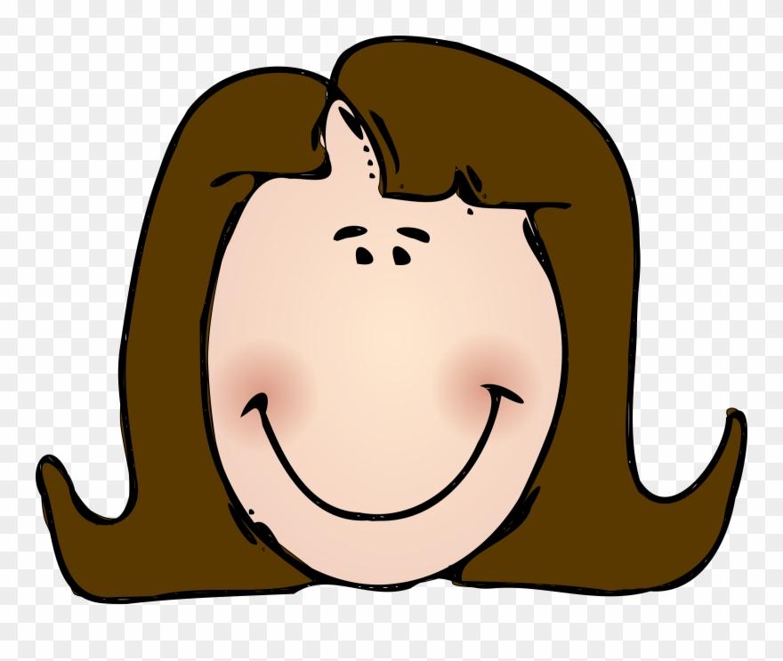 Mom Clipart Smile.