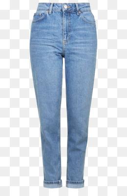 Download Free png Free download Topshop Mom jeans Denim Slim.