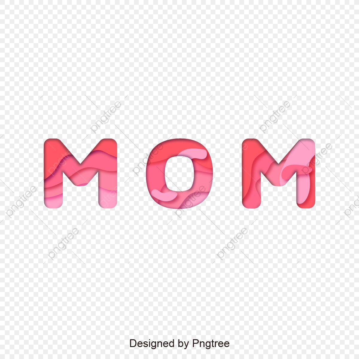 Mother Font Design, Happy Mothers Day, Mommy, Mom PNG and.