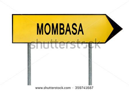 Mombasa City Stock Photos, Royalty.