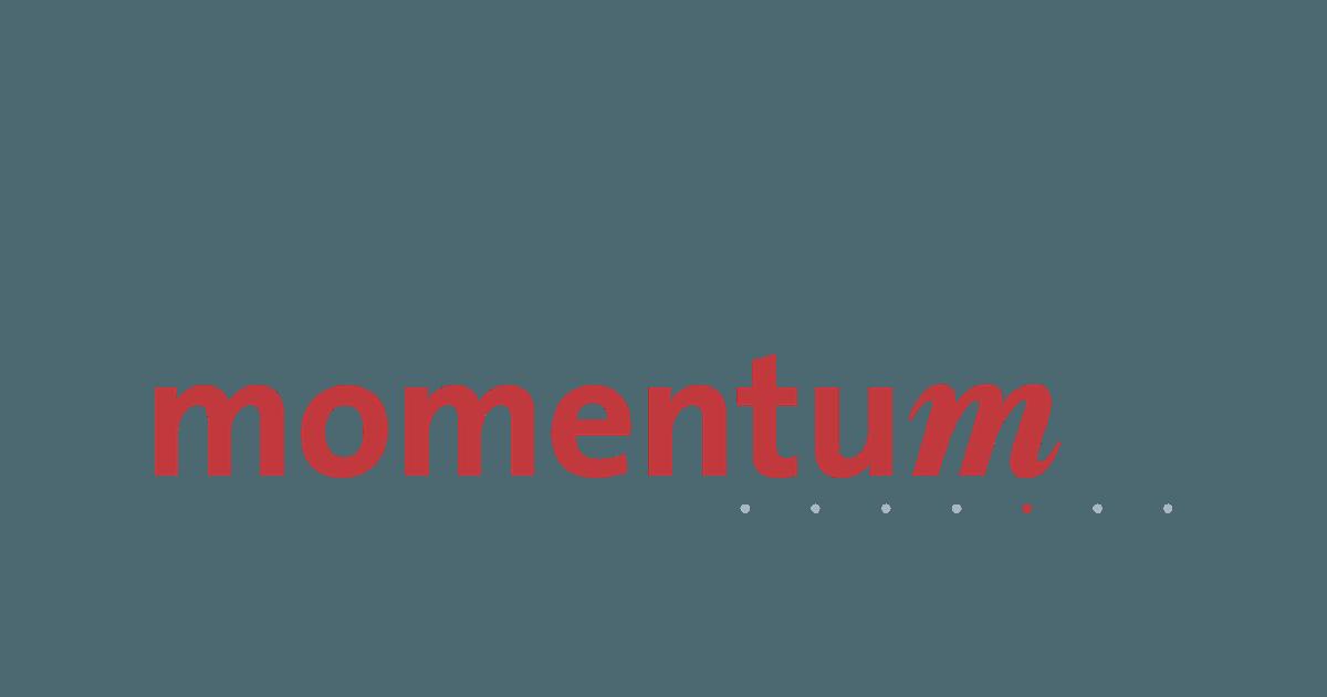 Momentum Logo.