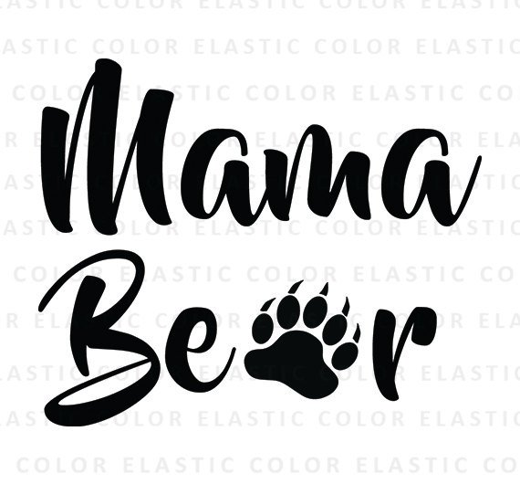 Mama Bear Clip Art (107+ images in Collection) Page 3.